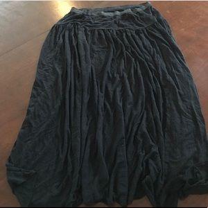 Pretty Free People Maxi Skirt